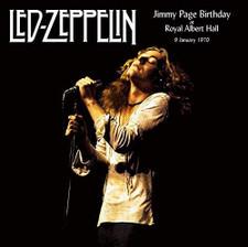 Led Zeppelin - Jimmy Page Birthday At The Royal Albert Hall 9 January 1970 - 2x LP Vinyl