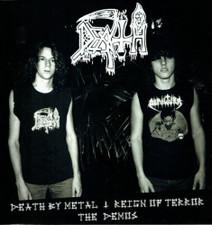 Death - Death By Metal + Reign Of Terror: The Demos - LP VInyl