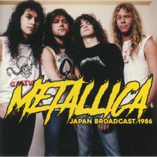 Metallica - Japan Broadcast 1986 - 2x LP Vinyl
