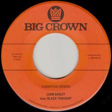 "Liam Bailey - Champion (Remix) - 7"" Vinyl"