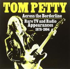 Tom Petty - Across The Borderline: Rare TV & Radio Appearances 1978-1994 - LP Vinyl