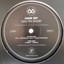 "Maltin Worf - 4AM Ep - 12"" Vinyl"