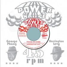 "Barrington Levy - Praise His Name - 7"" Vinyl"