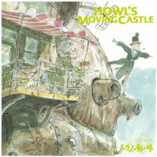 Joe Hisaishi - Howl's Moving Castle: Image Symphonic Suite - LP Vinyl