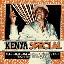 Various Artists - Kenya Special: Selected East African Recordings - 3x LP Vinyl