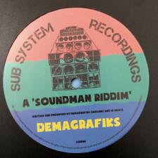 "Demagrafiks - Soundman Riddim - 10"" Vinyl"