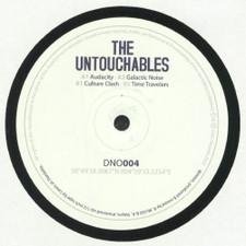 """The Untouchables - Culture Clash Ep - 12"""" Vinyl"""