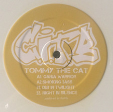 """Tommy The Cat - Cat In The Bag 06 - 12"""" Colored Vinyl"""