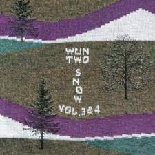 Wun Two - Snow Vol. 3 & 4 - LP Vinyl