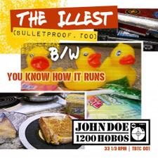 """John Doe / 1200 Hobos - The Illest - 7"""" Vinyl"""