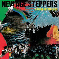 New Age Steppers - Action Battlefield - LP Vinyl