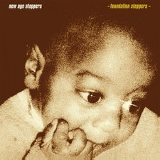 New Age Steppers - Foundation Steppers - LP Vinyl