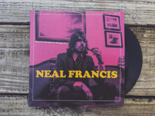 """Neal Francis - These Are The Days - 7"""" Vinyl"""