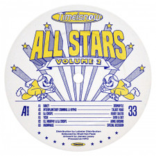 "Various Artists - Timeisnow All Stars Vol. 2 - 12"" Vinyl"