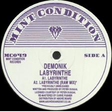 """Demonik - Labyrinthe - 12"""" Vinyl"""