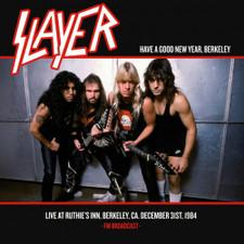 Slayer - Have A Good New Year, Berkeley - Live At Ruthie's Inn, Berkeley CA Dec 31st 1984 - LP Vinyl