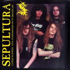 Sepultura - Castle Manifest - Live At Donington 1994 - LP Vinyl
