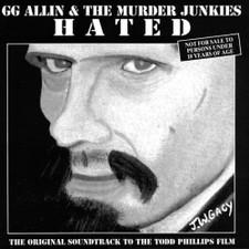 GG Allin & The Murder Junkies - Hated - LP Vinyl
