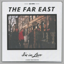 "The Far East - I'm In Love - 7"" Vinyl"