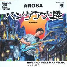 """Arosa - Pangea - 7"""" Vinyl"""