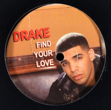 "Drake - Find Your Love - 12"" Vinyl"