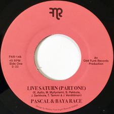 "Pascal & Baya Race - Live Saturn - 7"" Vinyl"