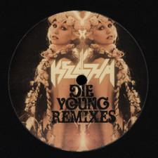 """Ke$ha - Die Young (Remixes) - 12"""" Vinyl"""
