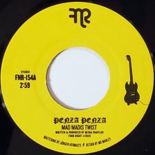 """Penza Penza - Mad Madis Twist - 7"""" Vinyl"""