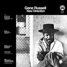 Gene Russell - New Direction - LP Vinyl