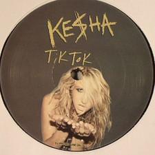 "Ke$ha - Tik Tok (Remixes) - 12"" Vinyl"