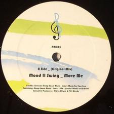 """Mood II Swing - Move Me - 12"""" Vinyl"""