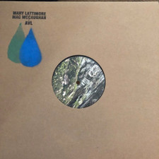 Mary Lattimore & Mac McCaughan - AVL - LP Vinyl
