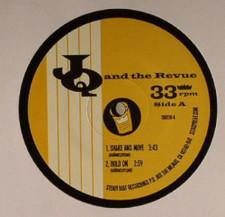 "JQ & The Revue - Shake And Move - 7"" Vinyl"