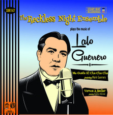 "The Reckless Night Ensemble - Me Gusta El Cha Cha - 7"" Vinyl"