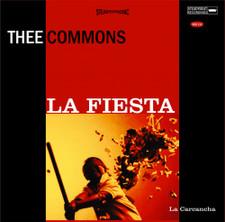 """Thee Commons - La Fiesta - 7"""" Vinyl"""