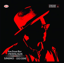 "King Steady Beat - Supasonico - 7"" Vinyl"