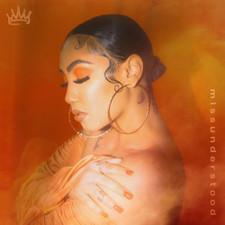 Queen Naija - Missunderstood - LP Colored Vinyl