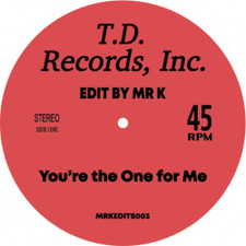 "Danny Krivit - Mr K Edits Vol. 3 - 12"" Colored Vinyl"