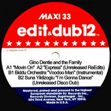 "Edit & Dub - #12 - 12"" Vinyl"