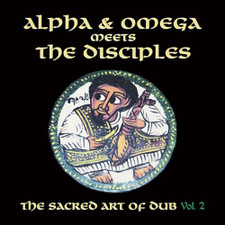 Alpha & Omega Meets The Disciples - The Sacred Art Of Dub Vol. 2 - LP Colored Vinyl