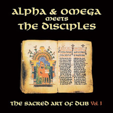 Alpha & Omega Meets The Disciples - The Sacred Art Of Dub Vol. 1 - LP Colored Vinyl