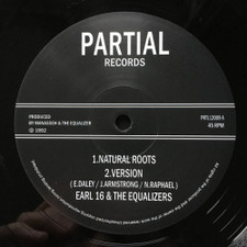 "Earl Sixteen & The Equalizers - Natural Roots - 12"" Vinyl"