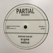 "Alpha & Omega - Shuruaat Aur Ant - 10"" Vinyl"