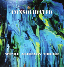 Consolidated - We're Already There - 2x LP Vinyl
