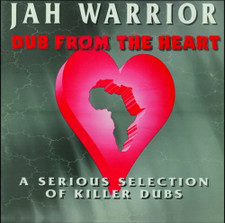 Jah Warrior - Dub From The Heart - LP Vinyl