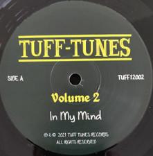"""Tuff Tunes - Volume 2 - 12"""" Vinyl"""