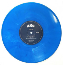"Dodz - Watercolors / Simple - 10"" Colored Vinyl"