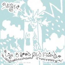 "Vegyn - Like A Good Old Friend - 12"" Vinyl"