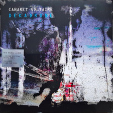 Cabaret Voltaire - Dekadrone - 2x LP Colored Vinyl