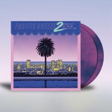 Various Artists - Pacific Breeze 2 (Japanese City Pop, AOR & Boogie 1972-1986) - 2x LP Colored Vinyl